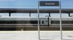 Estación de Granada.