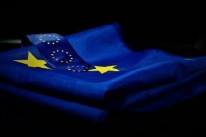 Bandera de Europa.