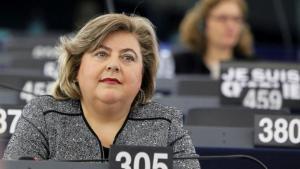 La eurodiputada socialista Clara Aguilera.