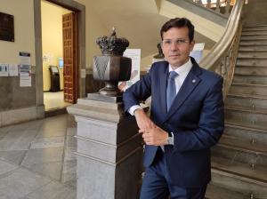 El alcalde de Granada, Francisco Cuenca.