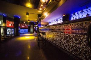 Imagen de archivo del interior de una discoteca.