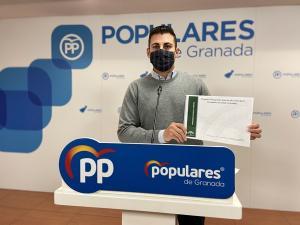 Rafael Caracuel, en rueda de prensa.