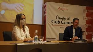 Marifrán Carazo y Gerardo Cuerva.