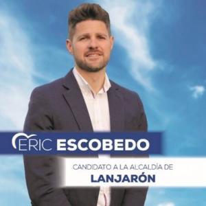 El alcalde de Lanjarón, en una imagen de su perfil en twitter.
