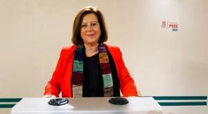 La socialista María José Sánchez.