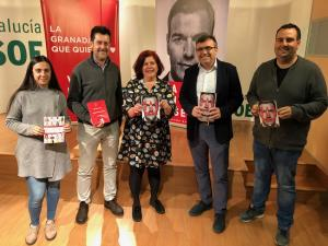 Los candidatos socialistas han presentado sus propuestas en materia de Universidad y FP.