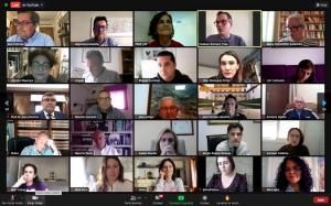 Encuentro del PSOE de Granada.
