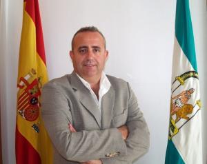 Francisco Javier Maldonado, alcalde de Gójar.