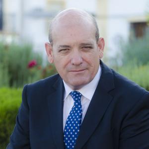 Gerardo Sánchez, alcalde de Armilla.