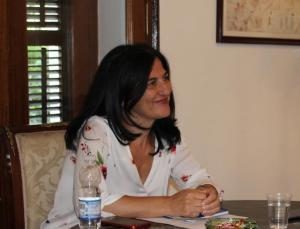 Inmaculada López Calahorro.