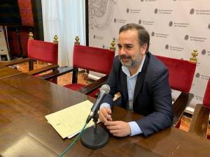 Jacobo Calvo en una imagen de archivo.
