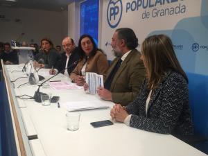 López ha presidido la Junta Directiva Provincial del PP.