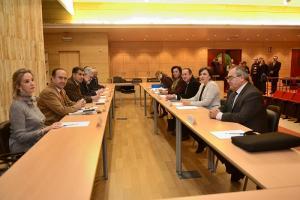 Reunión celebrada en Granada.