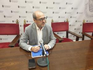 José María Corpas en una imagen de archivo.