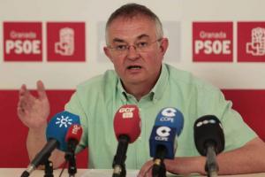 El secretario general del PSOE de Granada.