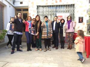 Ana Gámez y Mariela Fernández-Bermejo han participado en la presentación de la campaña de JSA.