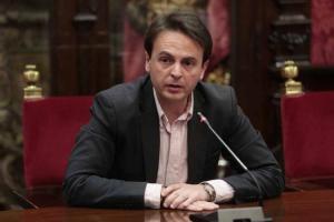 Juan Antonio Fuentes, exconcejal del PP.