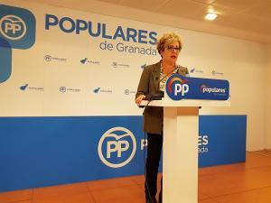 María Angustias Cámara.