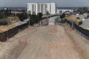 La paralización de las obras del AVE en Loja y la falta de alternativas por parte de Fomento, han prolongado inexplicablemente la situación.