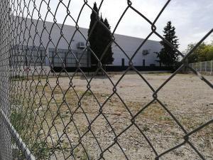 Imagen de archivo de la parcela junto al Pabellón Mulhacén.