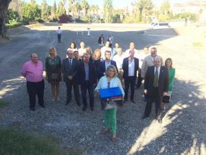 El PP ha llevado su campaña a Almuñécar.