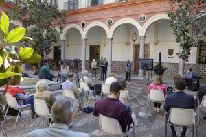Presentación del proceso de participación ciudadana del PGOU.