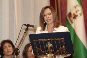 Rocío Díaz, portavoz municipal del PP.