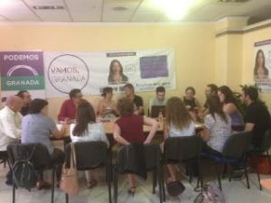 Imagen del Consejo Ciudadano de Podemos.
