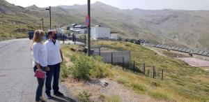 La licitación de una nueva iluminación led en Sierra Nevada, objeto de la polémica.