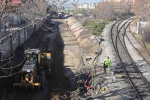Solo alcanzó unanimidad la petición de que se restablezcan los trenes.