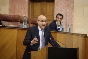 El parlamentario Raúl Fernández en una imagen de archivo.