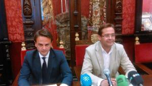 Antonio Granados y Juan Antonio Fuentes.