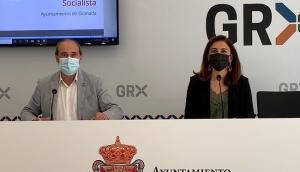 José María Corpas y Raquel Ruz.