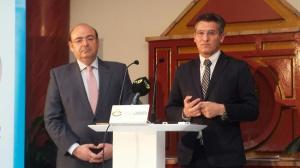 Luis Salvador y Sebastián Pérez.
