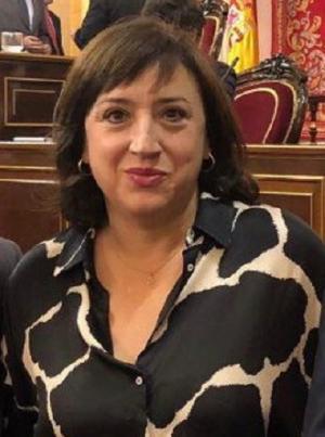 Sandra García.