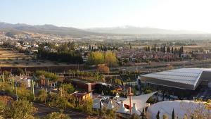Imagen del Serrallo, donde se investigan irregularidades urbanísticas.