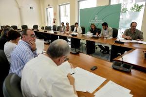 Imagen de la Comisión del Territorio.