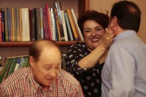 Teresa Jiménez, en la Ejecutiva Provincial.