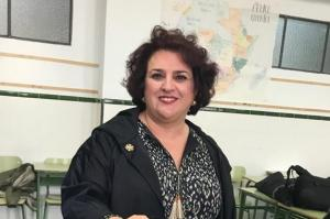 Teresa Jiménez en una imagen de archivo.