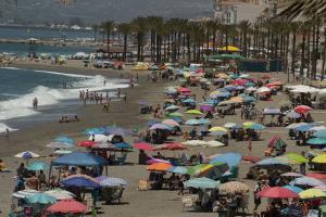 Playa de Torrenueva Costa.