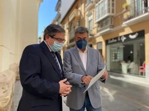 Luis González y Miguel Ángel Torrico.