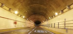 Túnel de Serrallo de la Ronda Sur.
