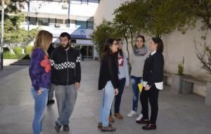 Lizárraga y Pérez se han reunido con investigadores este lunes.