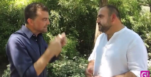Antonio Maíllo y Paco Puenteduran conversan sobre IU.