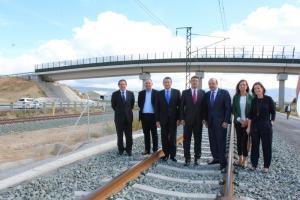 El ministro, en su reciente visita a Granada.