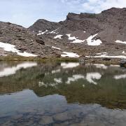 Laguna del Borreguil