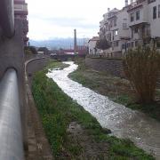 El río Monachil es otro que ha estado mucho tiempo sin llevar agua.