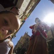 Granada entra en los días grandes del Corpus.